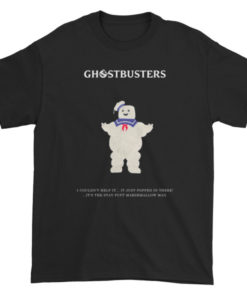GhostBusters Stay Puft Marshmallow Man TShirt