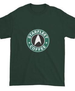 Starfleet Coffee TShirt