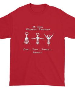 New Workout Program TShirt