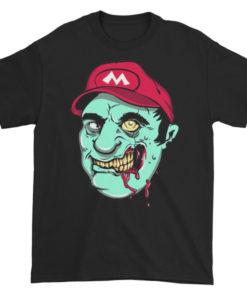 Zombie Mario TShirt
