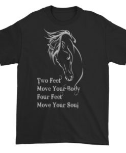 Two Feet Move Your Body TShirt