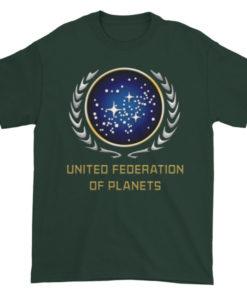 United Federation of Planets TShirt