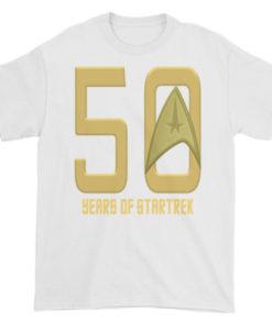 50 Years of StarTrek TShirt