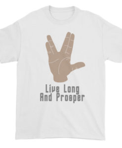Live Long and Prosper TShirt