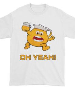 The Beeraid-Man Oh Yeah! TShirt