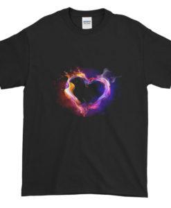 Neon Heart TShirt