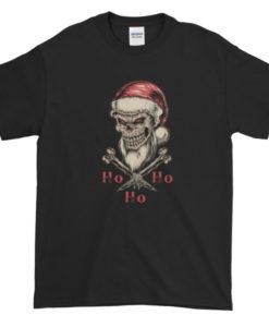 Santa Skull TShirt