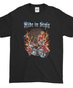 Ride In Style TShirt