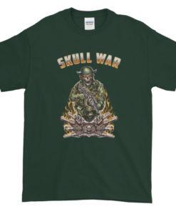Skull War TShirt
