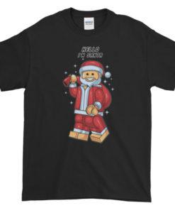 Santa Lego TShirt