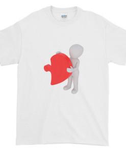 (Right) Half a Heart T-Shirt