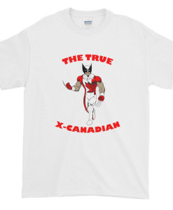 True X-Canadian T-Shirt
