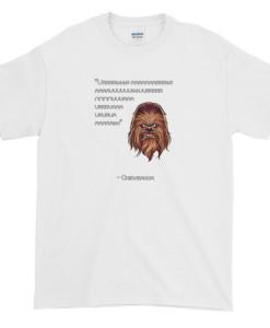 Chewbacca Says T-Shirt