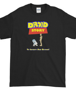 Droid Story T-Shirt